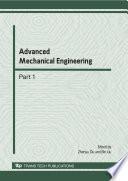 Advanced Mechanical Engineering Book PDF
