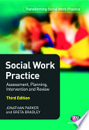 Social Work Practice  Assessment  Planning  Intervention and Review Book
