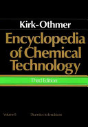 Encyclopedia of Chemical Technology  Diuretics to Emulsions