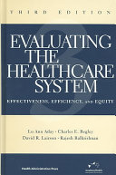 Evaluating the Healthcare System Book