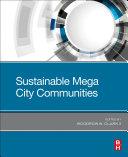 Sustainable Mega City Communities Book PDF
