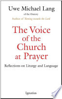 Read Online The Voice of the Church at Prayer For Free