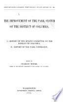 The Improvement of the Park System of the District of Columbia