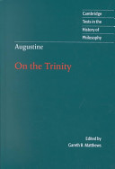 Augustine  On the Trinity