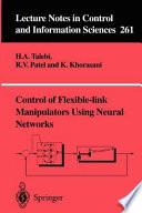 Control of Flexible-link Manipulators Using Neural Networks
