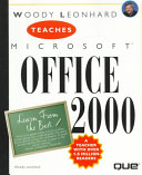 Woody Leonhard Teaches Microsoft Office 2000