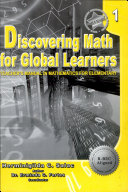 Discovering Math for Global Learners 1 Tm  2003 Ed