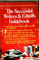 The Successful Writers and Editors Guidebook