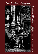 The Ladies Complete Letter Writer  1763