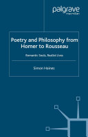 Pdf Poetry and Philosophy from Homer to Rousseau Telecharger