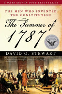 The Summer of 1787