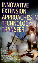 Pdf Innovative Extension Approaches in Technology Transfer
