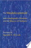The Mandukyopanishad