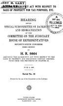 Voluntary Adjustment of Railroad Obligations