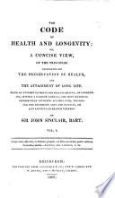 The Code Of Health And Longevity Book PDF