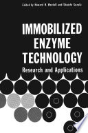 Immobilized Enzyme Technology
