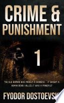 Crime Punishment Part 1 By Fyodor Dostoevsky