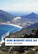Microsoft Office 365 Handbook Book