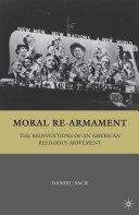 Moral Re-Armament Pdf/ePub eBook