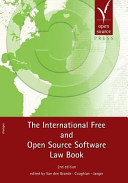 The International Free and Open Source Software Law Book