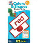World of Eric Carle Colors   Shapes Flash Cards