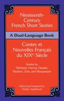 Pdf Nineteenth-Century French Short Stories (Dual-Language) Telecharger