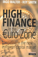 High Finance in the Euro zone