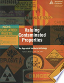 Valuing Contaminated Properties