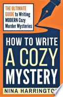 How to Write a Cozy Mystery