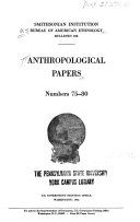 Anthropological Papers