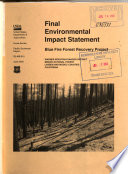 Modoc National Forest  N F    Blue Fire Forest Project