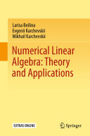 Numerical Linear Algebra: Theory and Applications