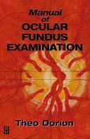 Manual of Ocular Fundus Examination Book