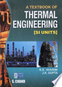 A Textbook Of Thermal Engineering ( Mechanical Technology)