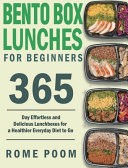 Bento Box Lunches for Beginners
