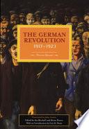 The German Revolution  1917 1923