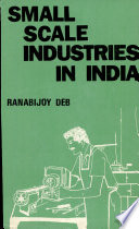 Small Scale Industries in India