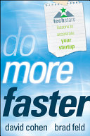 Do more faster TechStars lessons to accelerate your startup