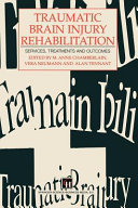 Traumatic Brain Injury Rehabilitation Book PDF