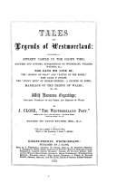 Tales and Legends of Westmoreland