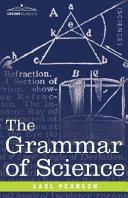 The Grammar of Science Pdf/ePub eBook