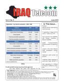 Iraq Telecom Monthly Newsletter June 2010