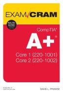 CompTIA A+ Core 1 (220-1001) and Core 2 (220-1002) Exam Cram Pdf/ePub eBook