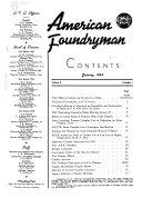 American Foundryman