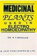 Medicinal Plants Used in Electrohomoeopathy
