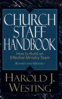 Church Staff Handbook
