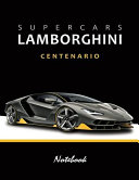 Supercars Lamborghini Centenario Notebook