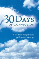 Pdf 30 Days of Conviction