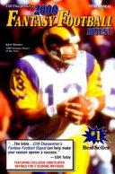 Fantasy Football Digest 2000