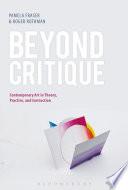 Beyond Critique